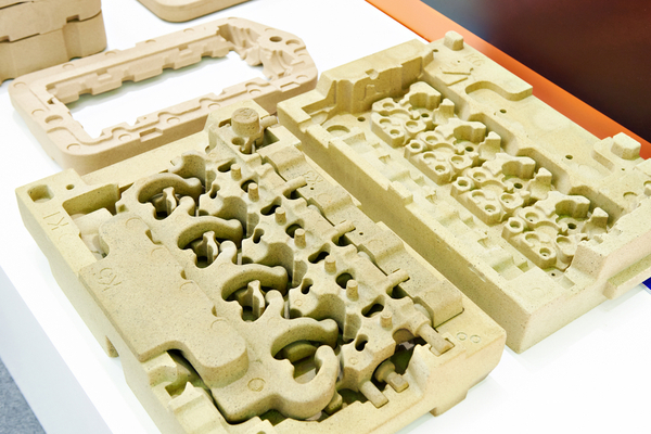 3d printed sand mold