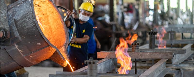 sand casting technology